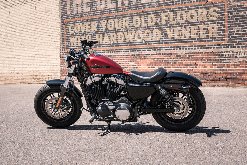2019 Harley-Davidson Forty-Eight® in Davenport, Iowa - Photo 3