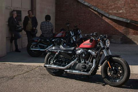 2019 Harley-Davidson Forty-Eight® in New York Mills, New York - Photo 8