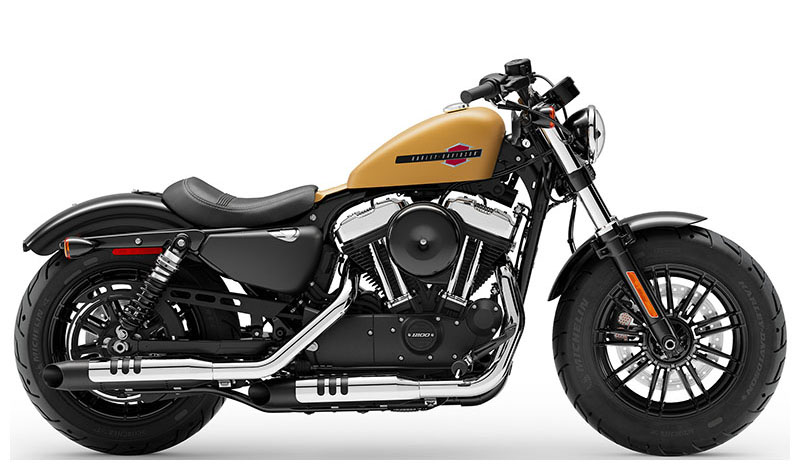 2019 Harley-Davidson Forty-Eight® in Leominster, Massachusetts - Photo 1