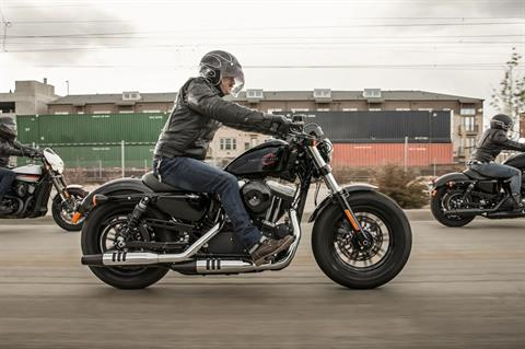 2019 Harley-Davidson Forty-Eight® in Augusta, Maine - Photo 4