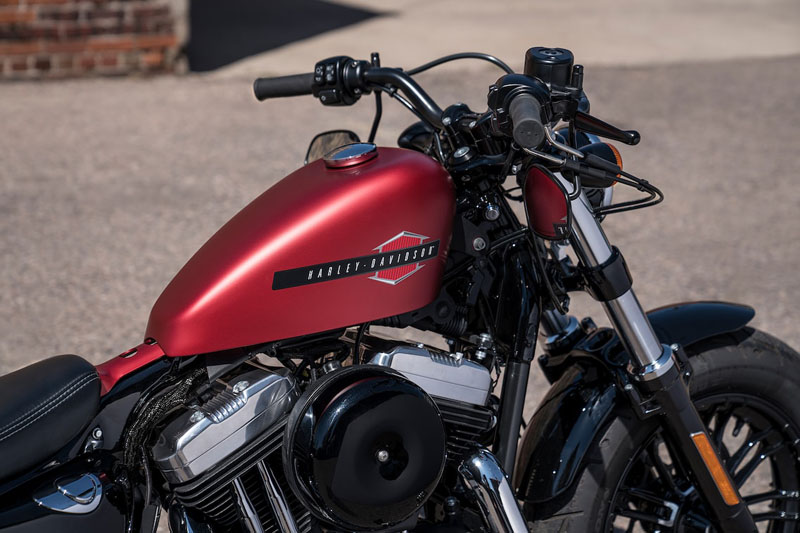 2019 Harley-Davidson Forty-Eight® in Augusta, Maine - Photo 5