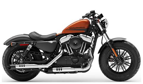 2019 Harley-Davidson Forty-Eight® in Johnstown, Pennsylvania - Photo 1