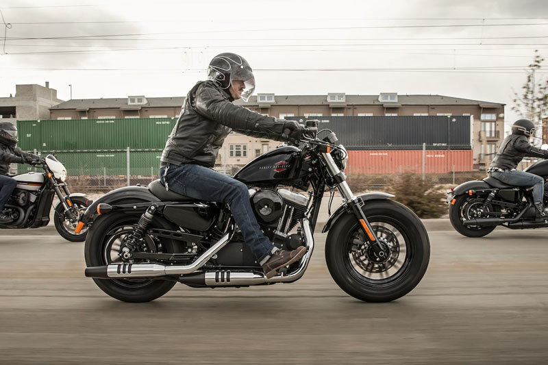 2019 Harley-Davidson Forty-Eight® in Leominster, Massachusetts