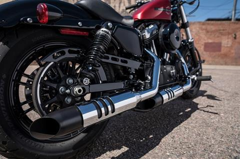 2019 Harley-Davidson Forty-Eight® in Augusta, Maine - Photo 7