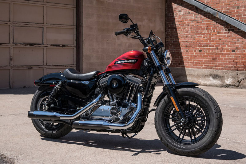 2019 Harley-Davidson Forty-Eight® Special in Beaver Dam, Wisconsin - Photo 3
