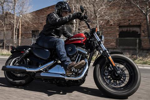 2019 Harley-Davidson Forty-Eight® Special in Augusta, Maine - Photo 2