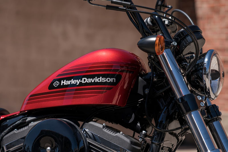 2019 Harley-Davidson Forty-Eight® Special in Augusta, Maine - Photo 5