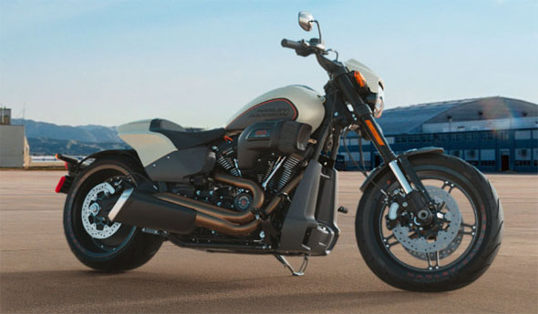 New 2019 Harley-Davidson FXDR™ 114 Motorcycles In New York