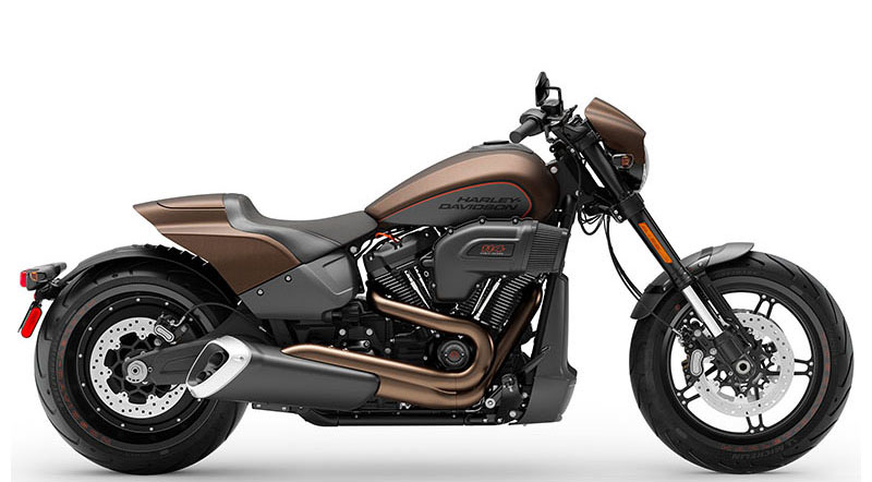 2019 Harley-Davidson FXDR™ 114 in Fort Ann, New York