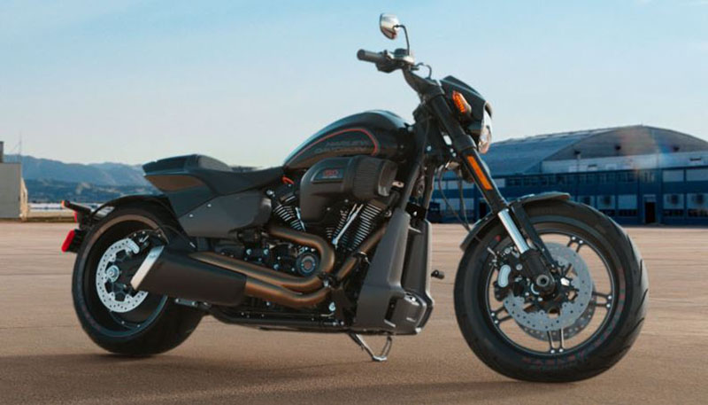 2019 Harley-Davidson FXDR™ 114 in Black River Falls, Wisconsin