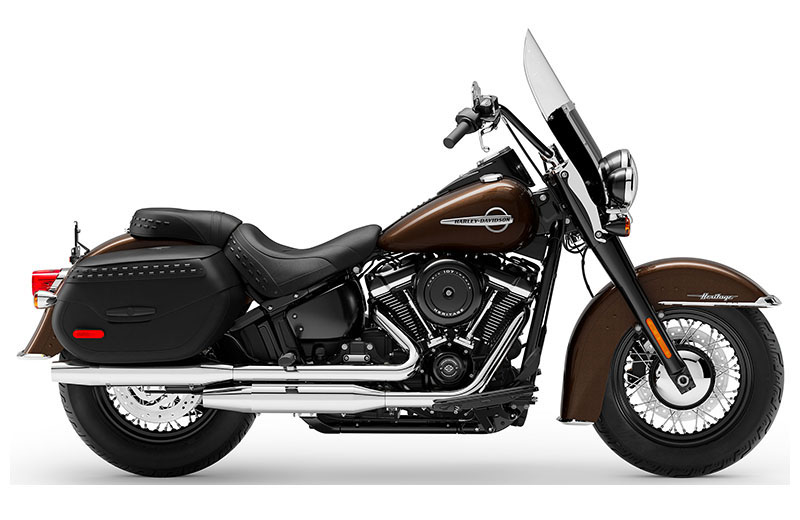 2019 Harley-Davidson Heritage Classic 107 in Norfolk, Virginia