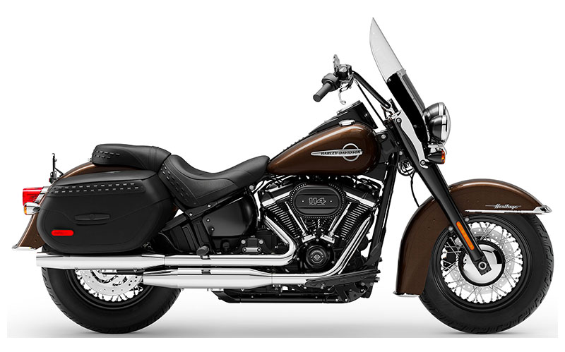 2019 Harley-Davidson Heritage Classic 114 in Burlington, North Carolina