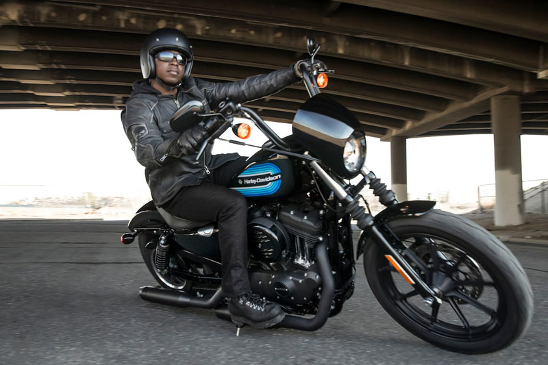 2019 Harley-Davidson Iron 1200™ in Augusta, Maine - Photo 2