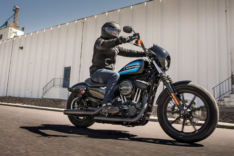 2019 Harley-Davidson Iron 1200™ in Augusta, Maine - Photo 4