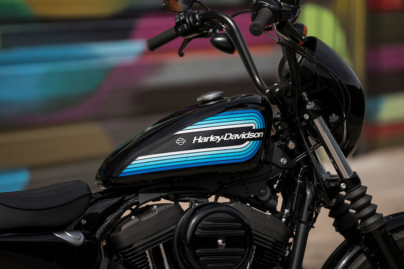 2019 Harley-Davidson Iron 1200™ in Augusta, Maine - Photo 5