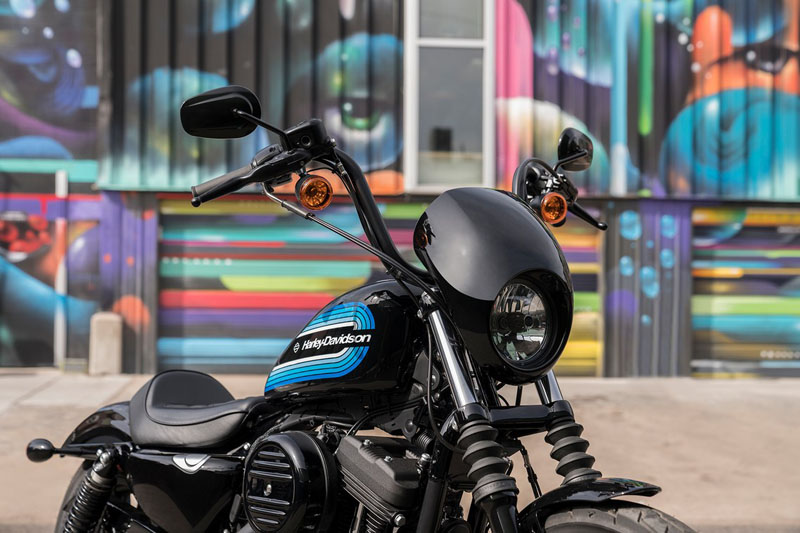 2019 Harley-Davidson Iron 1200™ in Sheboygan, Wisconsin - Photo 7