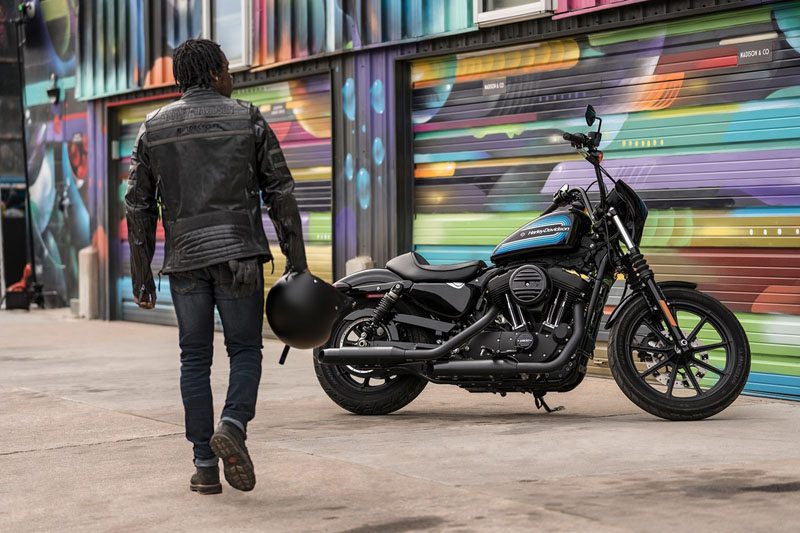 2019 Harley-Davidson Iron 1200™ in Augusta, Maine - Photo 8