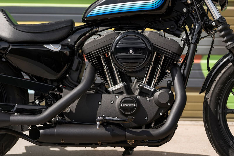 2019 Harley-Davidson Iron 1200™ in New York Mills, New York - Photo 6