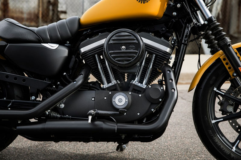 2019 Harley-Davidson Iron 883™ in Leominster, Massachusetts