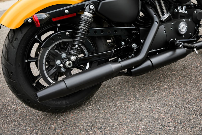 2019 Harley-Davidson Iron 883™ in Roanoke, Virginia - Photo 8