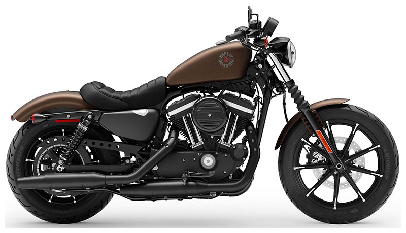 2019 Harley-Davidson Iron 883™ in Fredericksburg, Virginia - Photo 1