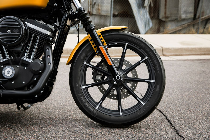 2019 Harley-Davidson Iron 883™ in Pittsfield, Massachusetts