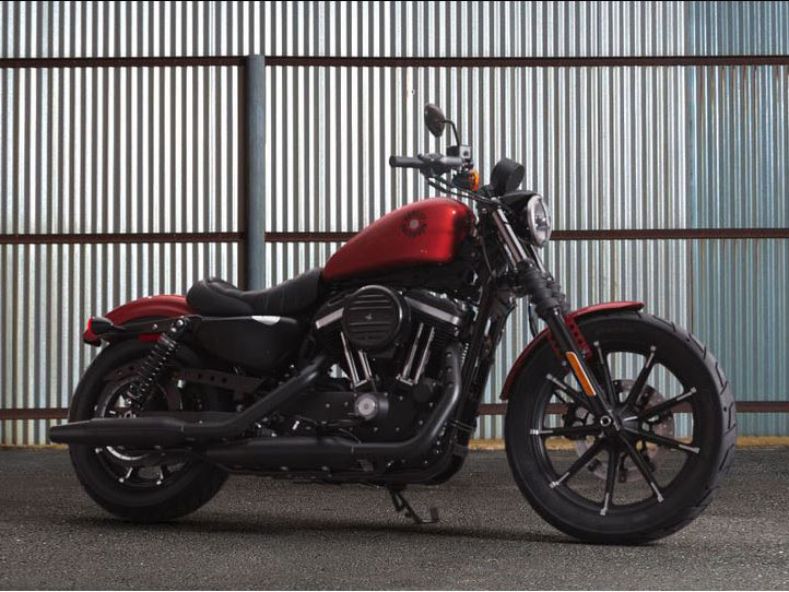 2019 Harley-Davidson Iron 883™ in Lake Charles, Louisiana