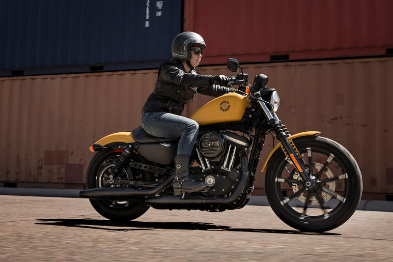 2019 Harley-Davidson Iron 883™ in Augusta, Maine - Photo 2