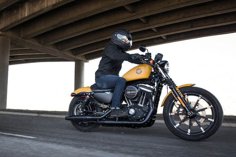 2019 Harley-Davidson Iron 883™ in Augusta, Maine - Photo 4