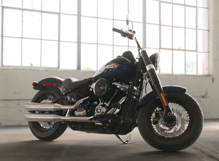 2019 Harley-Davidson Softail Slim® in Rothschild, Wisconsin