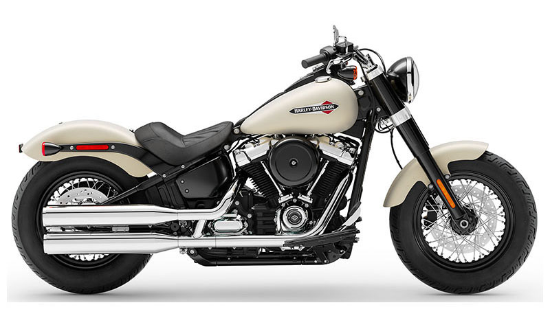 2019 Harley-Davidson Softail Slim® in Augusta, Maine