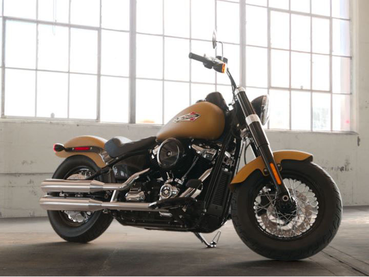 2019 Harley-Davidson Softail Slim® in Richmond, Indiana