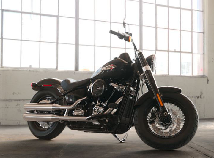 2019 Harley-Davidson Softail Slim® in Athens, Ohio