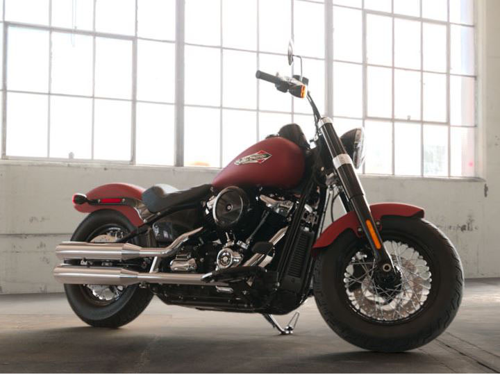 2019 Harley-Davidson Softail Slim® in Pittsfield, Massachusetts