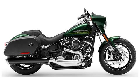 2019 Harley-Davidson Sport Glide® in Flint, Michigan
