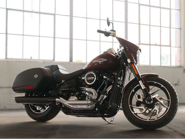 2019 Harley-Davidson Sport Glide® in Waterford, Michigan