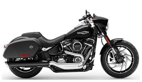 2019 Harley-Davidson Sport Glide® in Waterloo, Iowa