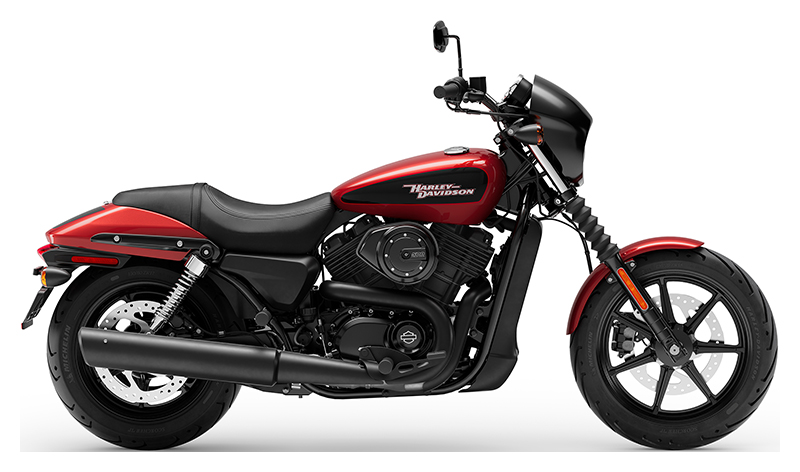 2019 Harley-Davidson Street® 500 in Augusta, Maine - Photo 1