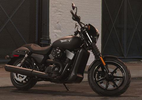 2019 Harley-Davidson Street® 750 in Broadalbin, New York