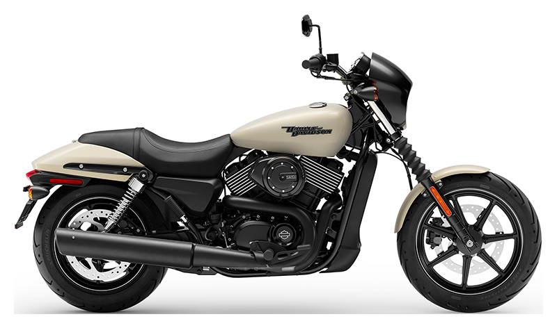 2019 Harley-Davidson Street® 750 in Forsyth, Illinois - Photo 1