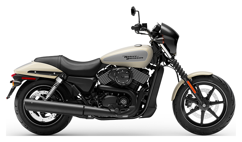 2019 Harley-Davidson Street® 750 in Mauston, Wisconsin - Photo 1