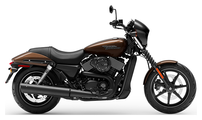 2019 Harley-Davidson Street® 750 in Dubuque, Iowa - Photo 1