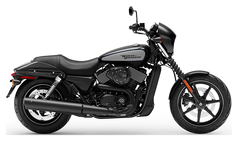 2019 Harley-Davidson Street® 750 in Hico, West Virginia - Photo 1
