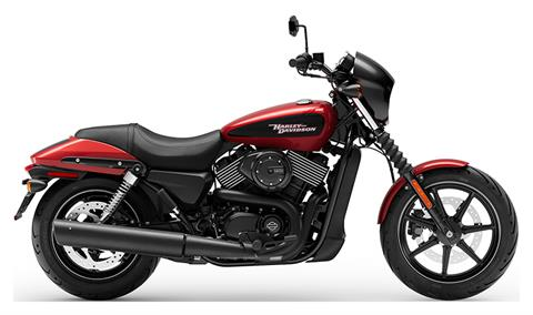 2019 Harley-Davidson Street® 750 in Chippewa Falls, Wisconsin - Photo 1