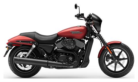 2019 Harley-Davidson Street® 750 in Valparaiso, Indiana - Photo 1