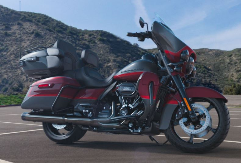2019 Harley-Davidson CVO™ Limited in Marquette, Michigan