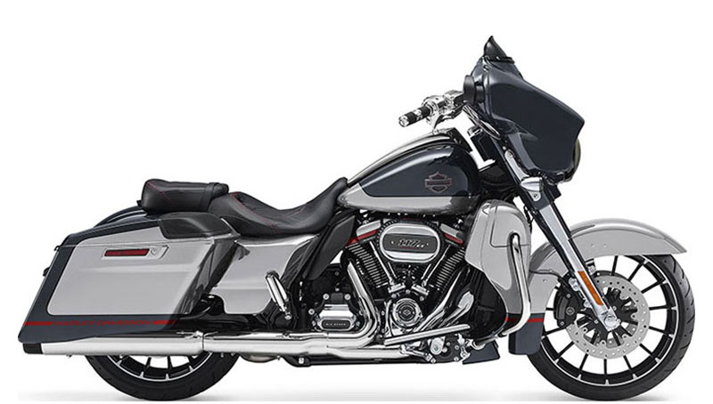 2019 Harley-Davidson CVO™ Street Glide® in Carroll, Iowa - Photo 1