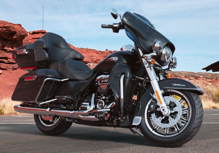 2019 Harley-Davidson Electra Glide® Ultra Classic® in Pittsfield, Massachusetts