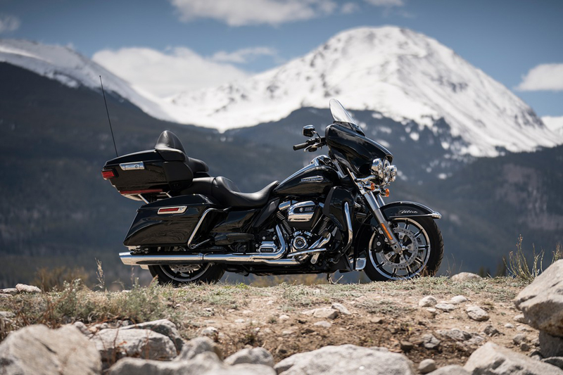 2019 Harley-Davidson Electra Glide® Ultra Classic® in San Francisco, California - Photo 4
