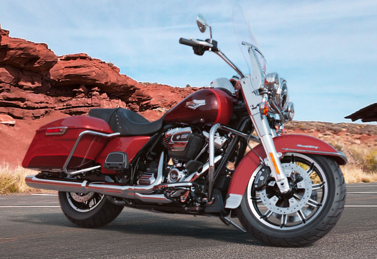 2019 Harley-Davidson Road King® in Marquette, Michigan
